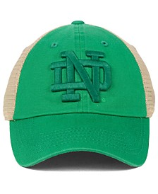 Top of the World Notre Dame Fighting Irish Snog St. Paddys Adjustable Cap