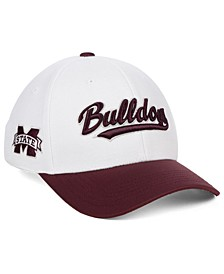 Mississippi State Bulldogs Tailsweep Flex Stretch Fitted Cap