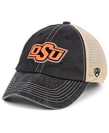 Oklahoma State Cowboys Wicker Mesh Snapback Cap
