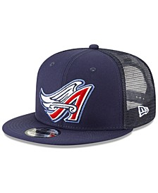 Los Angeles Angels Coop All Day Mesh Back 9FIFTY Snapback Cap