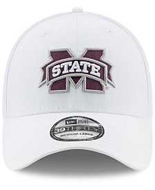 New Era Mississippi State Bulldogs Perf Play 39THIRTY Cap