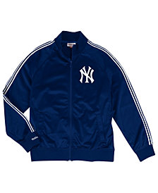 Mitchell & Ness Men's New York Yankees Sublimated Sleeve Track Jacket