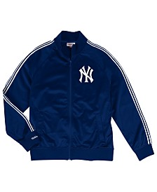 Mitchell & Ness Men's New York Yankees Sublimated Sleeve Track Jacket