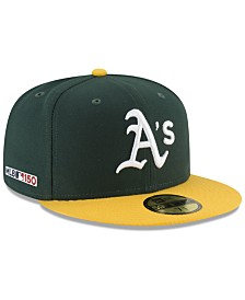 New Era Oakland Athletics 150th Anniversary 59FIFTY-FITTED Cap