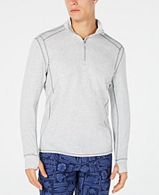 Men's IslandActive Palm Valley Half-Zip Pullover