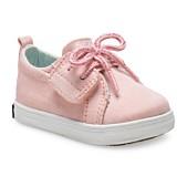 Sperry Baby Girls Crest Vibe Junior Crib Boat Shoe c517ce07d8