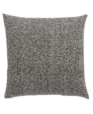 Chanel Textured Poly Throw Pillow