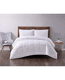 Truly Soft Seersucker Down Alternative Comforter Collection