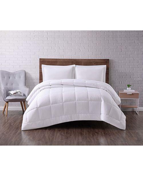 Truly Soft Seersucker Down Alternative Comforter Collection