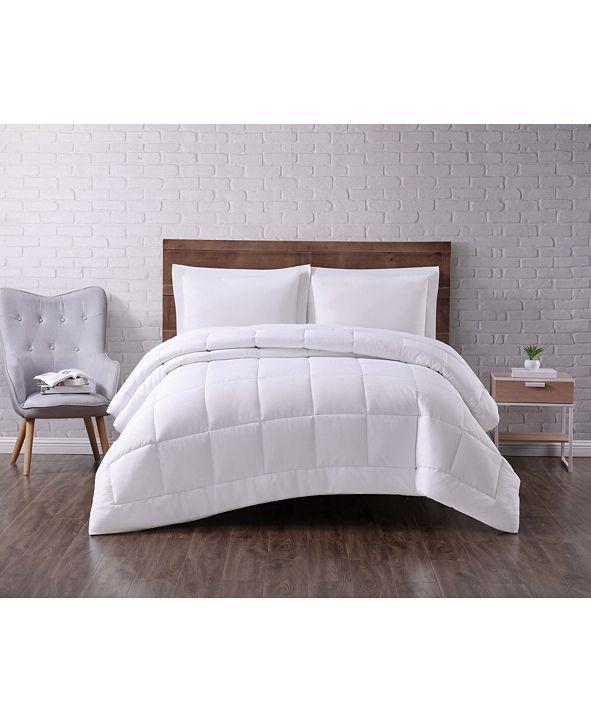 Truly Soft Seersucker Full/Queen Down Alternative Comforter