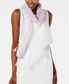 I.N.C. Ombré Tissue-Weight Wrap, Created for Macy's