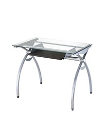 Techni Mobili Contempo Computer Desk