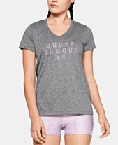 Under Armour Womens Tops - Macy s 248c08092475e