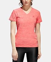 62042b86310 adidas ClimaLite® V-Neck T-Shirt