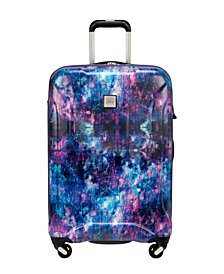 """Skyway Nimbus 3.0 Cosmos 20"""" Carry-On Expandable Hardside Spinner Suitcase"""