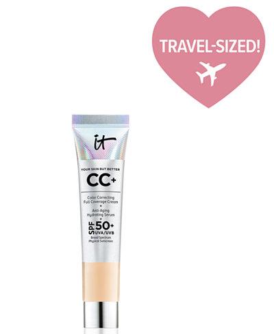 IT Cosmetics CC+ Cream with SPF 50+ Travel Size