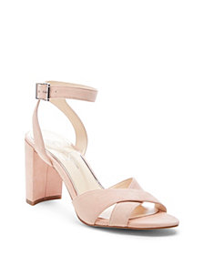 Jessica Simpson Niara Block Heel Sandals