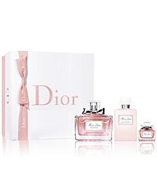 Miss Dior Eau de Parfum 3-Pc. Gift Set