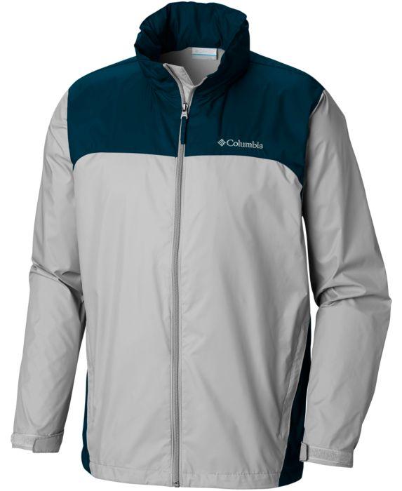 Columbia Mens Glennaker Lake™ Rain Jacket, Black, Size: L