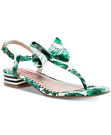 Betsey Johnson Austen Flat Sandals