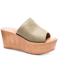 Waverly Platform Wedges