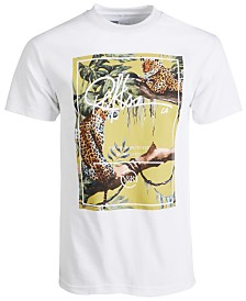 Young & Reckless Men's Exotic Logo Graphic T-Shirt