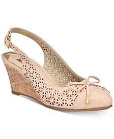 Casby Wedge Sandals