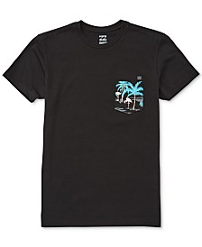 Billabong Little Boys Team Pocket Cotton T-Shirt