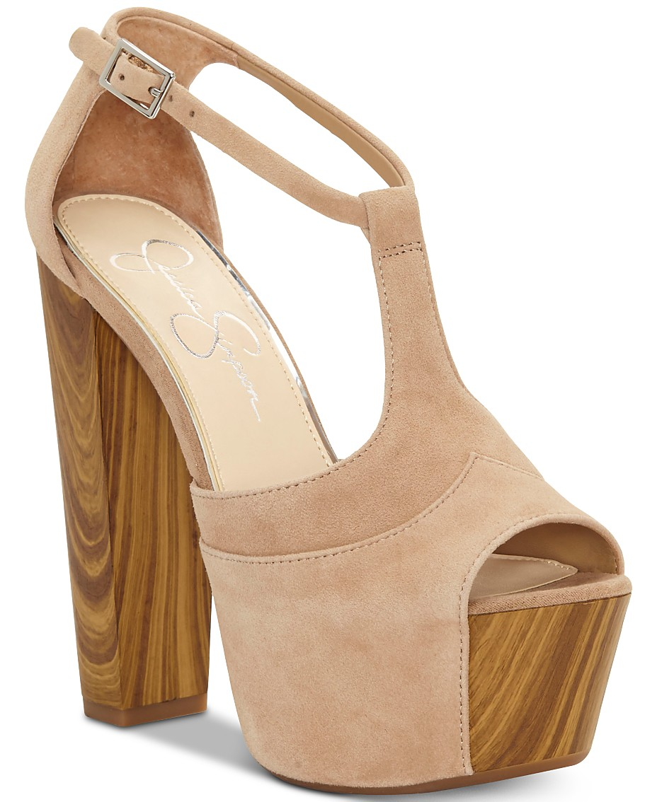 d9cd32183d6 Jessica Simpson Dany Platform Sandals & Reviews - Sandals & Flip ...