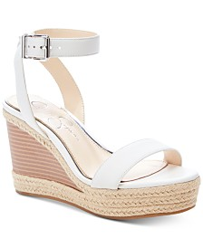 Jessica Simpson Maylra Wedge Sandals