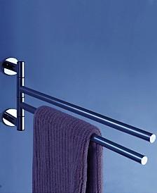 "Nameeks General Hotel 14"" Double Swivel Towel Bar"
