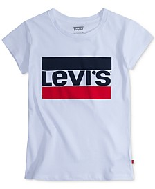 Levi's® Toddler Girls Graphic-Print T-Shirt