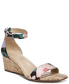 Naturalizer Zenia Ankle Strap Sandals