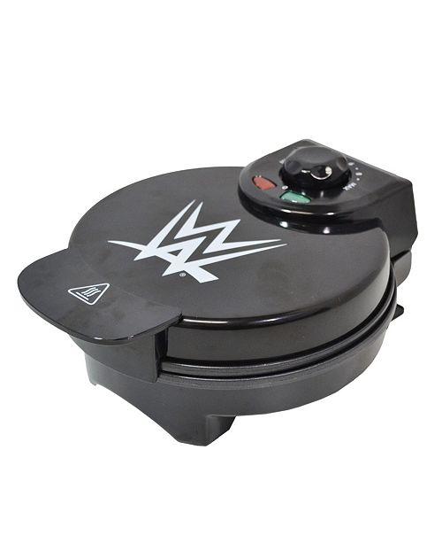 Uncanny Brands WWE Championship Belt Waffle Maker