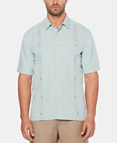 8443fb8319 Cubavera Mens Casual Button Down Shirts   Sports Shirts - Macy s