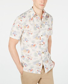 Pendleton Men's Aloha Shirt