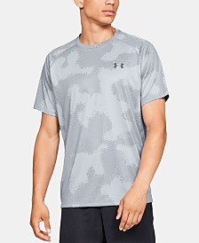 Under Armour Men's Tech™ Printed Short Sleeve