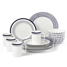 kate spade new york Charlotte Street  East 16-PC Dinnerware Set