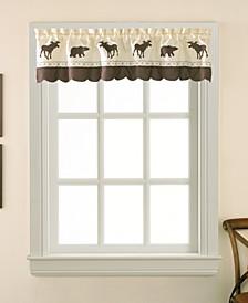 Forest Window Valance