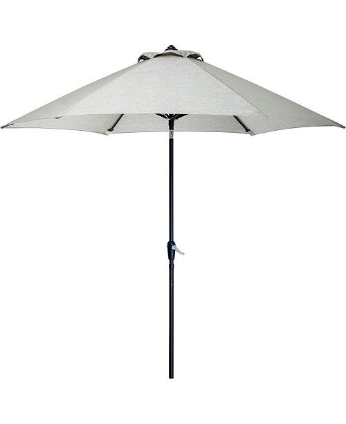 "Hanover Table Umbrella for the Lavallette Outdoor Dining Collection - 108"" x 104"" x 12.13"""