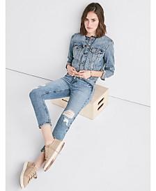 Lucky Brand Women's Sienna Slim Boyfriend Jean
