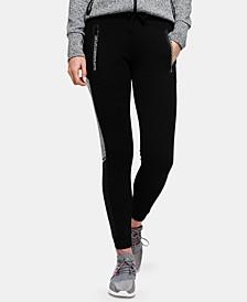 Side-Print Jogger Pants