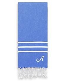 Linum Home Personalized Alara Turkish Pestemal Hand Towel