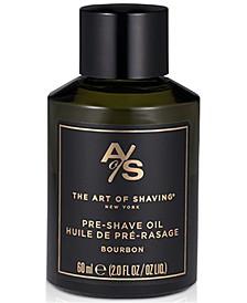 The Bourbon Pre-Shave Oil, 2-oz.