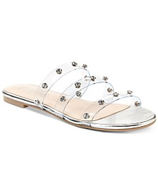 Nanette by Nanette Lepore Violet Flat Sandals, Created for Macy's