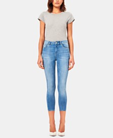 DL 1961 Farrow Cropped Jeans