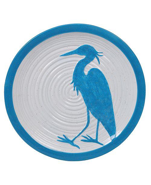 Certified International Natural Round Platter