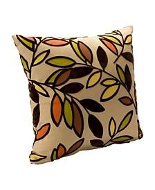 "Siscovers Kirby Jewel 20"" Designer Throw Pillow"
