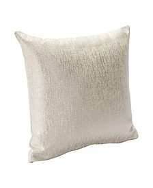 Sparkly Pearl Designer Throw Pillow