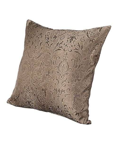 "Siscovers Chateau Chambord 20"" Designer Throw Pillow"